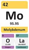 Molybdenum Lanthanum Oxide Sheet